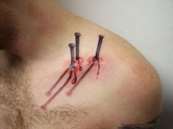 Tatuaże 3d Męskie I Damskie Dla Par Wzory Top